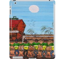 """""""World Cup Outback Aussie Style""""  Funky Original Sold iPad Case/Skin"""