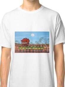 """""""World Cup Outback Aussie Style""""  Funky Original Sold Classic T-Shirt"""