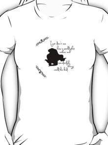 Disney Princesses: Ariel (The Little Mermaid) *Black version* T-Shirt