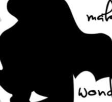 Disney Princesses: Ariel (The Little Mermaid) *Black version* Sticker