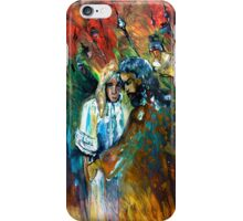 The Kiss Of Judas iPhone Case/Skin