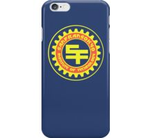 San Fransokyo Institute of Technology (Text) iPhone Case/Skin