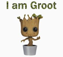 We are Groot. Kids Clothes