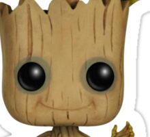 We are Groot. Sticker