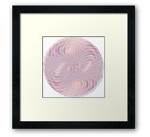 Engrossing  Framed Print