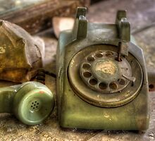 The Green Phone by Kyle Wilson