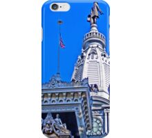 City Hall - Philadelphia iPhone Case/Skin