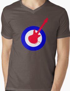 Guitar mod Mens V-Neck T-Shirt