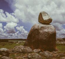 Standing Stones, Glenn Innes Australia  Sticker