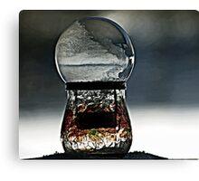 Bubble Lantern Canvas Print