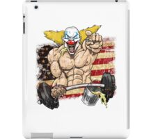 Cross fitness - Puker - USA iPad Case/Skin
