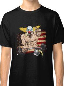 Cross fitness - Puker - USA Classic T-Shirt
