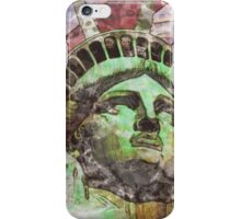 Love of Liberty Haiku Edition iPhone Case/Skin