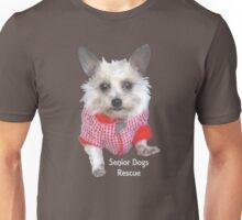 Elle McSenior for Dark Backgrounds Unisex T-Shirt