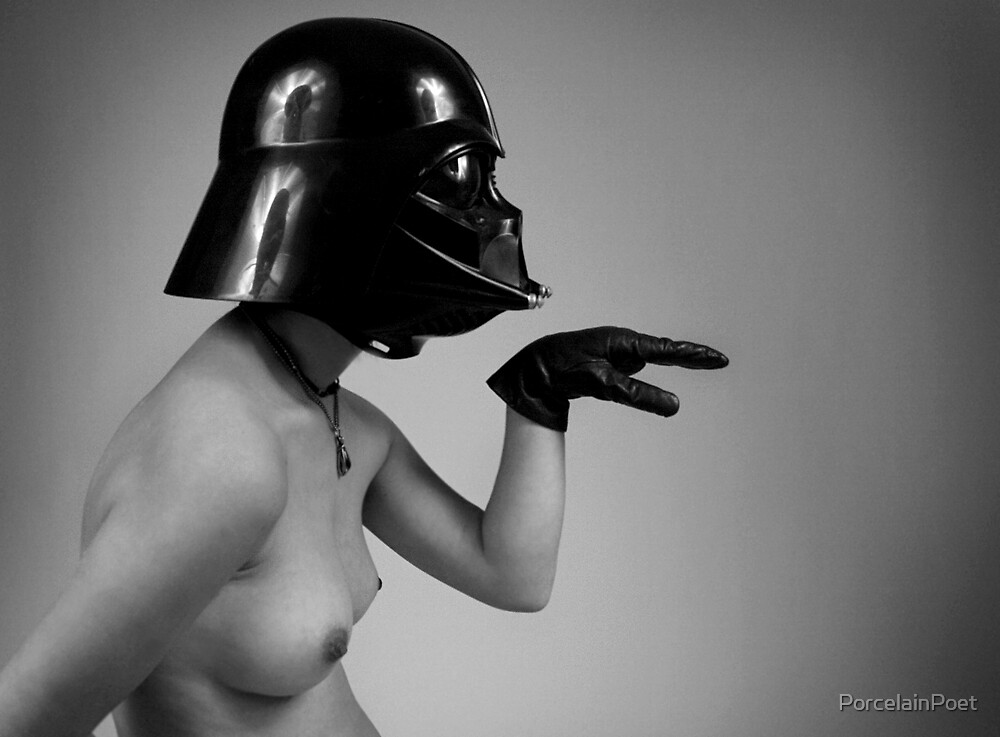 Vader by PorcelainPoet