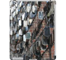 Tags iPad Case/Skin