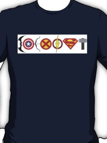 Comic - Coexist T-Shirt