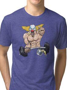 Cross fitness - Puker Tri-blend T-Shirt