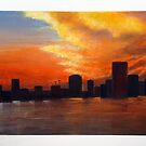 Skyline by Carole Russell