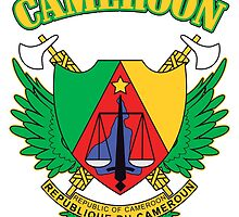 Cameroon Coat of Arms by ukedward