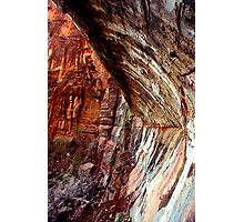 Weeping Rock Photographic Print