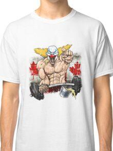 Cross fitness - Pukie Canada Classic T-Shirt