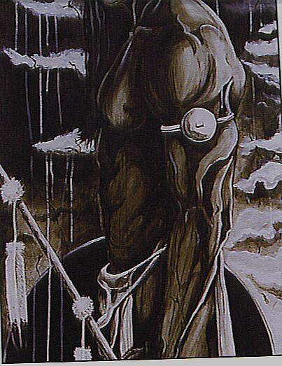 Man of War #1 by Albertus