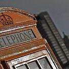 Phone Box by Kphotographer