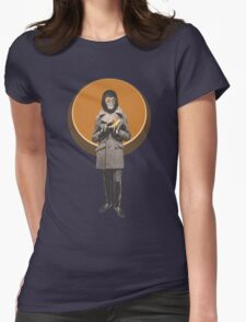 Planet Of The Apes Mod Style Womens Fitted T-Shirt