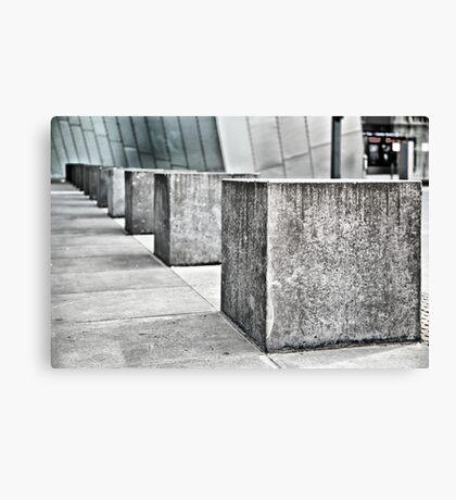 Blocks. Canvas Print