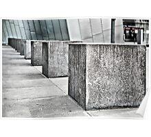 Blocks. Poster