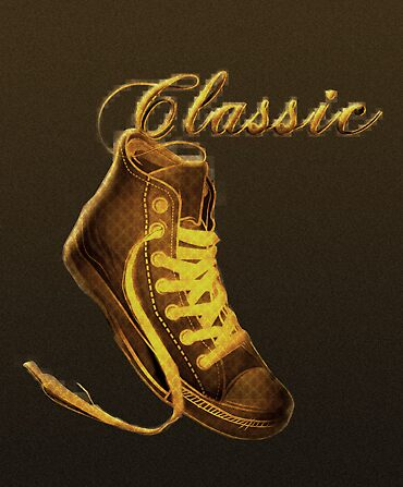 Converse Classic by THE  WULFLAND