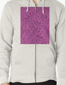 Pink swirl art T-Shirt