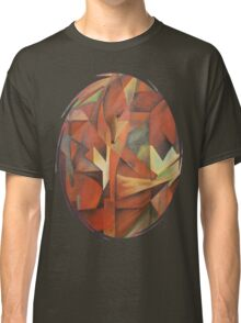 """""""Foxes"""" -  Homage to Franz Marc (1913)     Classic T-Shirt"""