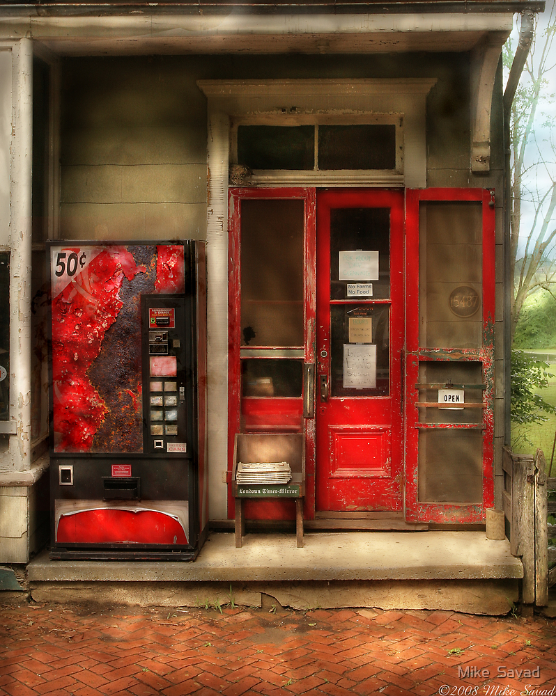 General Store by Mike  Savad