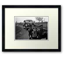 The Family Framed Print