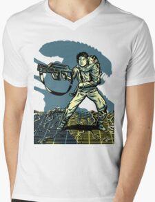 Ripleys Revenge Mens V-Neck T-Shirt