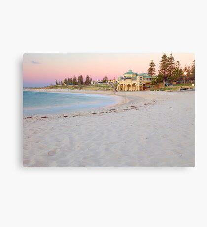 Cottesloe Beach Sunset  Canvas Print