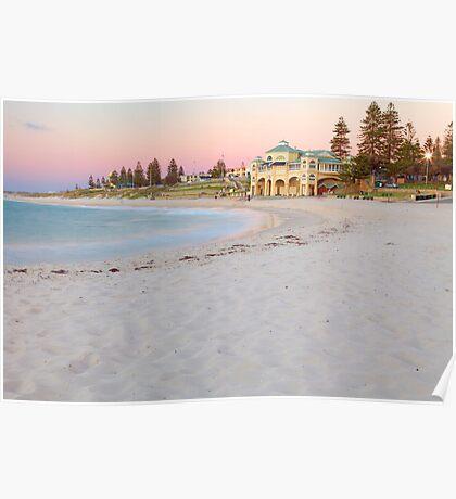 Cottesloe Beach Sunset  Poster
