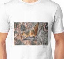 Editorial Squirrel Unisex T-Shirt
