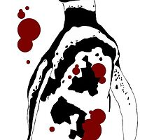 Magellanic Penguin Design by Staceylala