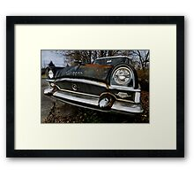 The Old Clipper Framed Print