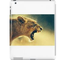 Leoness iPad Case/Skin