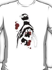 Magellanic Penguin Design T-Shirt
