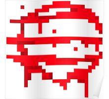 Hotline Miami: 50 Blessings logo Poster