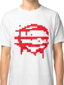 Hotline Miami: 50 Blessings logo Classic T-Shirt