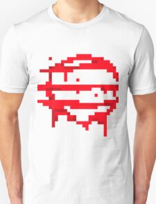 Hotline Miami: 50 Blessings logo Unisex T-Shirt