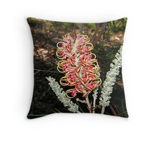 Grevillea Throw Pillow