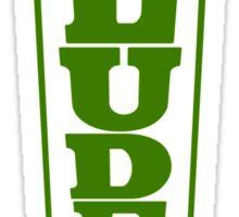 Get The Ludes Sticker