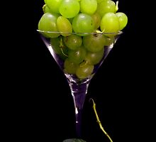 Green Grape Juice by jerry  alcantara